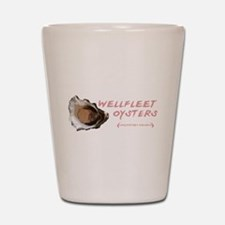 Wellfleet Oysters Shot Glass