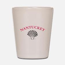 Nantucket Shell Shot Glass