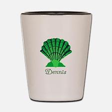 Dennis Shell Shot Glass