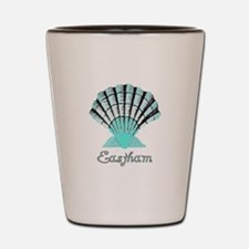 Eastham Shell Shot Glass