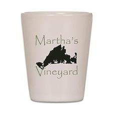 Martha's Vineyard Shot Glass