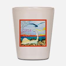 Cape Cod Gull Shot Glass