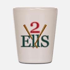 2 Ellsbury Shot Glass