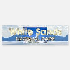 ABH White Sands Bumper Bumper Sticker