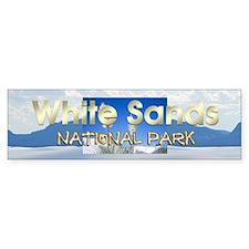 ABH White Sands Bumper Sticker