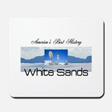 ABH White Sands Mousepad