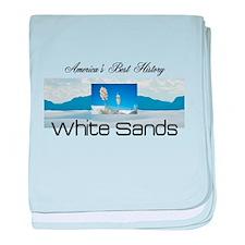 ABH White Sands baby blanket