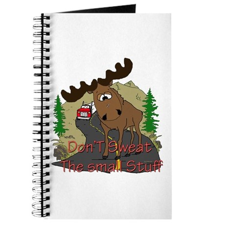 Moose humor Journal