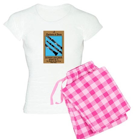 Clarinets of Doom Women's Light Pajamas