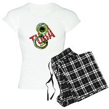 Grunge Sousaphone Pajamas