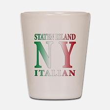 Staten Island Shot Glass