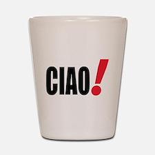 ciao Shot Glass