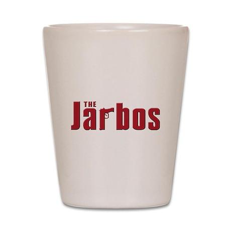 Jarbos family Shot Glass