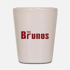 The Bruno family Shot Glass