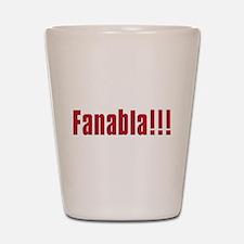 Fanabla Shot Glass