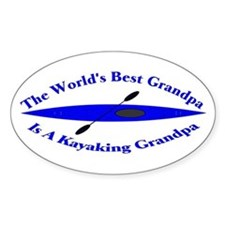 World's Best Grandpa Decal