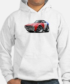 1968-69 AMX Red-White-Blue Hoodie