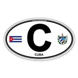 Cuban Bumper Stickers