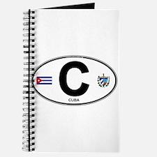 Cuba Intl Oval Journal
