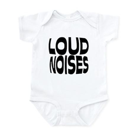 LOUD NOISES Infant Creeper