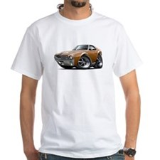 1968-69 AMX Brown-Black Car Shirt