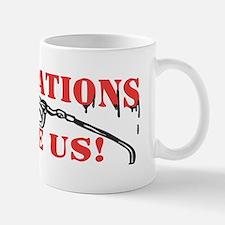 Gas Stations Hate Us Mug