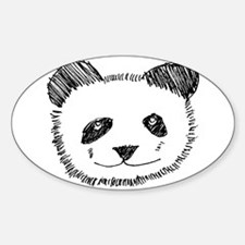 I Love Pandas Decal