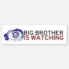 Big Brother Obama is Watching Bumper Bumper Bumper Sticker