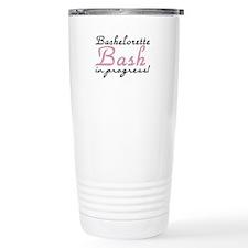 Bachelorette Bash in Progress Travel Mug