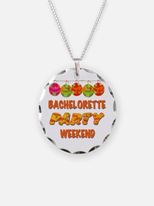 Tropical Bachelorette Weeken Necklace