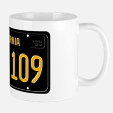 JJZ 109 - Bullitt Small Small Mug