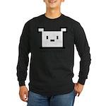 Bark-Tronic Logo Long Sleeve Dark T-Shirt