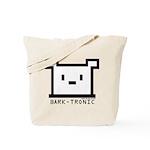 Bark-Tronic Logo Tote Bag