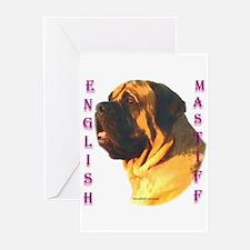 Mastiff 54 Greeting Cards (Pk of 10)