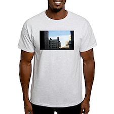 Cute New york city water towers T-Shirt