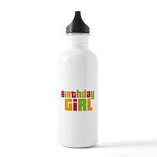 Birthday Girl Water Bottle