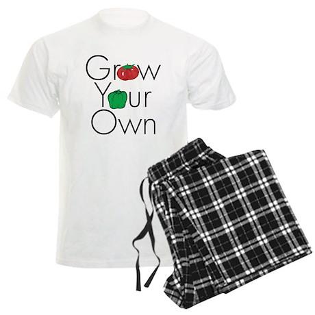 Grow Your Own Men's Light Pajamas