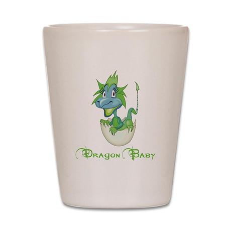 Dragon Baby Shot Glass
