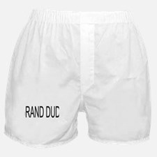 Cute Dude Boxer Shorts