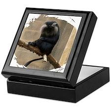 Lion-tailed macaque Keepsake Box