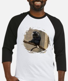 Lion-tailed macaque Baseball Jersey