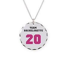 Team Bachelorette 13 Pink Necklace