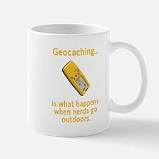 Geocaching Nerds Small Mugs