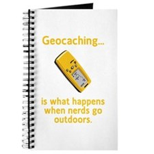 Geocaching Nerds Journal