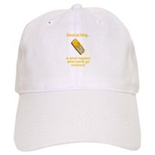 Geocaching Nerds Baseball Cap