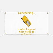 Geocaching Nerds Banner