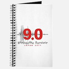 Japan Earthquake Survivor Journal