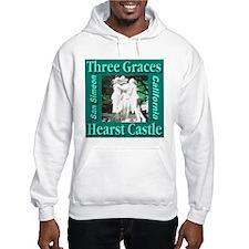 Three Graces Exotic Jade Hoodie