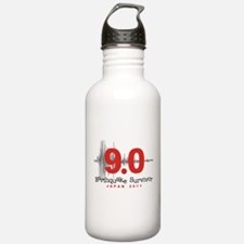 Japan Earthquake Survivor Water Bottle