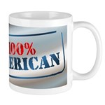 100% American Mug